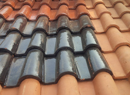 Tinuku Store Morando clay tile best, highest quality, natural and classic design for roofs