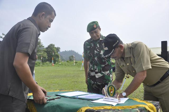 TMMD di 8 Kabupaten di Aceh Resmi Ditutup