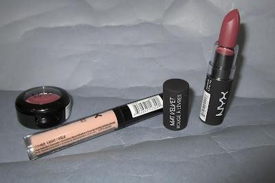 Imagen Compras Nyx Cosmetics