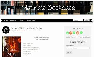 matinasbookcase.com