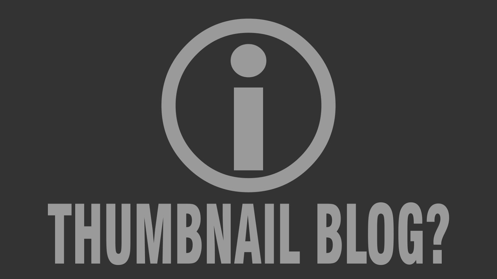 Cara mengatasi atau memperbaiki thumbnail blog yang tidak muncul