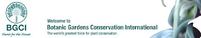 BGCI - Botanic Gardens Conservation International