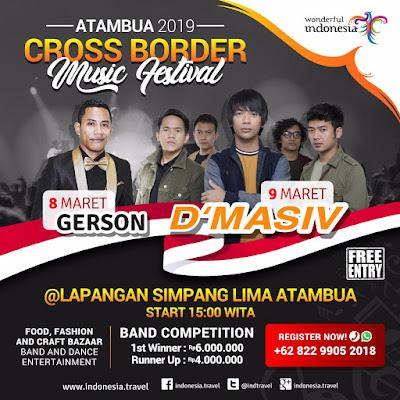 Festival Crossborder 2019