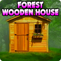 AvmGames Forest Wooden House Escape