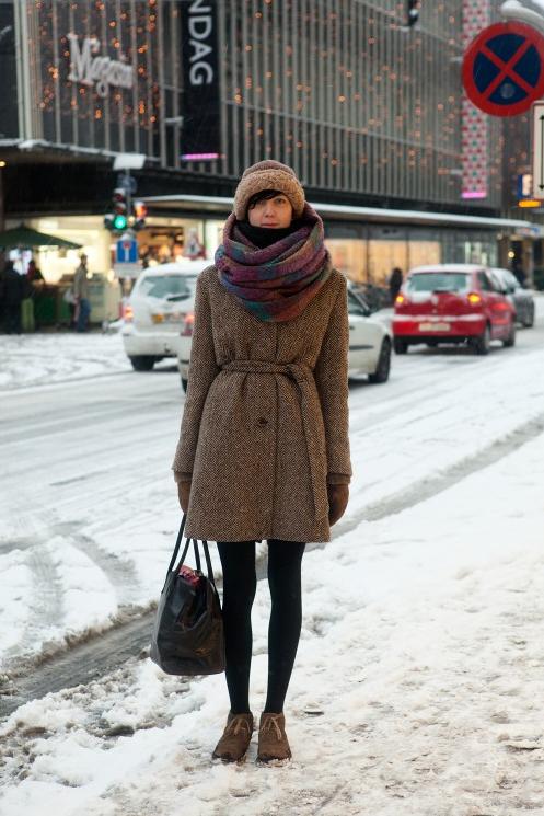 Cayenne & Carob: Copenhagen: Winter Street Style