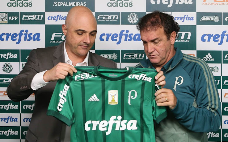 6ace341111 Palmeiras 17-18 Home Kit Released - Footy Headlines