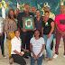 Escuela Basica Olegario Tenares de Castillo entrega Reconocimiento a estudiantes y Docentes.