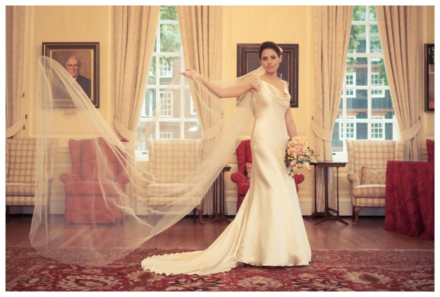Real Persian London Wedding: Sarah & Sam