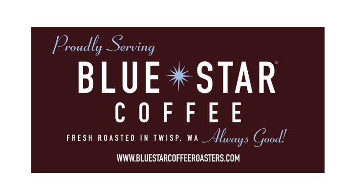 Blue Star Coffee Twisp Wa