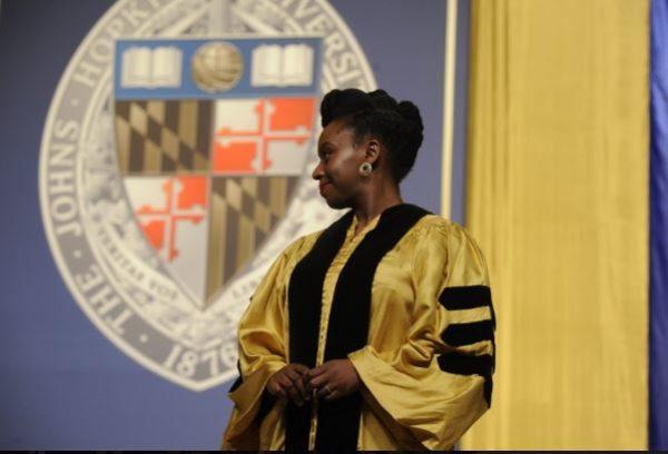 Chimamanda Ngozi Adichie awarded Honorary Degree
