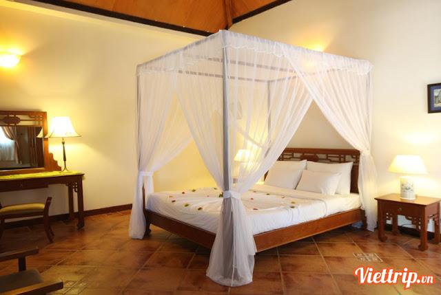 Phòng ngủ sang trọng - Hồ Tràm beach resort