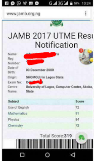 2018 JAMB CBT EXPO / RUNS / RUNZ; JAMB CBT EXPO 2018/2019; 2018 JAMB EXPO SITES / JAMB EXPO RUNS 2018
