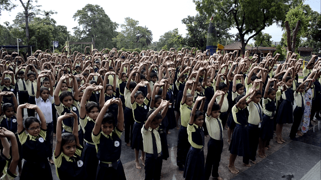 Kidzee & Mount Litera Zee School Celebrates International Yoga Day across India
