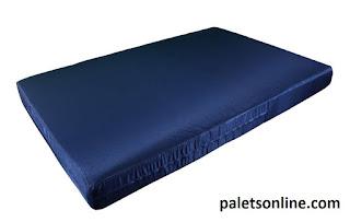 Colchon azul para europalet Paletsonline.com