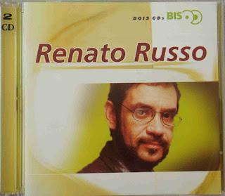 Renato Russo - Série Bis CD 1 Capa