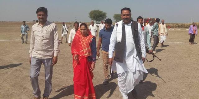 भाजपा: महिला जिपं अध्यक्ष ने दी बगावत की चेतावनी | mp election news