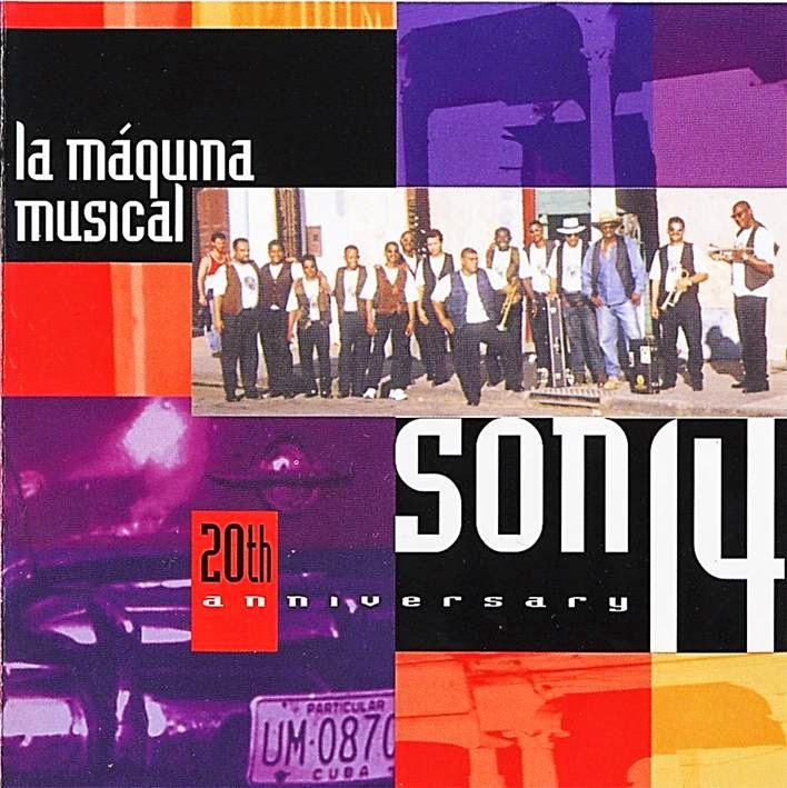 LA MAQUINA MUSICAL:20 TH ANNIVERSARY - SON 14 (1999)
