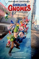 Jadwal SHERLOCK GNOMES di Bioskop