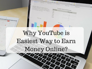 best way to earn money online, why youtube is better than blogging,