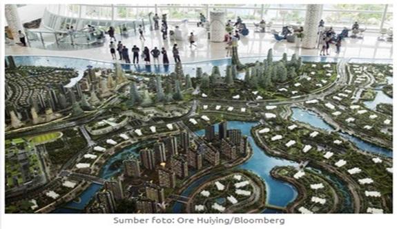 Jual Tanah Kepada China, Inilah Projek Mega Bernilai 100 Bilion Yang China Sedang Lakukan Di Malaysia Lihat 7 Gambar Penuh