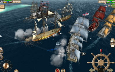 Download Game The Pirate Caribbean Hunt MOD APK