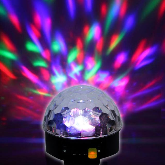 đèn led cảm ứng âm thanh