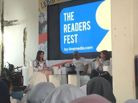 Tips Membaca Buku ala Najwa Shihab