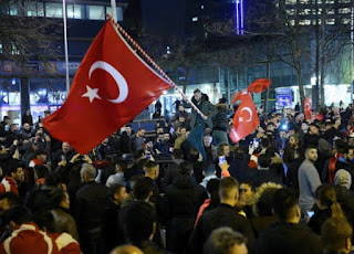 Türkiye Hollanda Krizi 2017