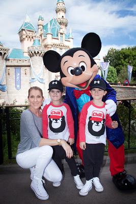 Celine Dion and Rene Angelil's twin boys celebrate sixth birthday