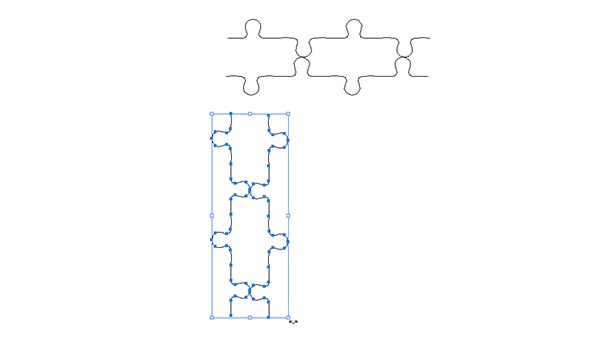 create 2 more duplicates and rotate them for 90 degrees