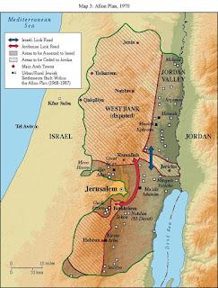 West Bank annexation