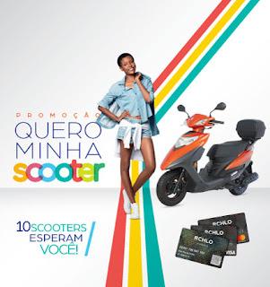 Promoção Quero Minha Scooter Riachuelo