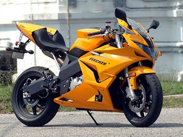 Fischer MRX Motorcycle