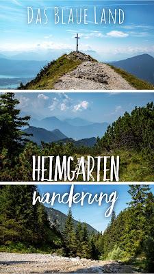 Heimgarten-Runde | Ohlstadt | Wanderung – Das Blaue Land | Bergtour-Heimgarten