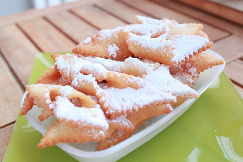 Bugnes (French Donuts) recipe