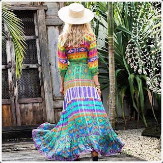 Elişi Elbise Modelleri - Moda Tasarım 18