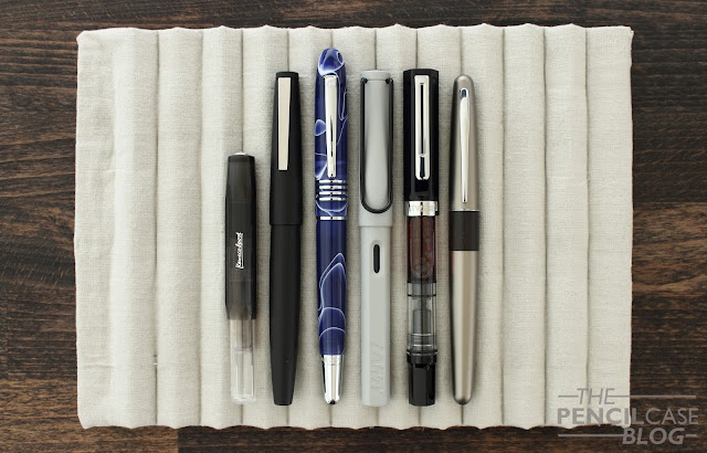 Monteverde Mountains of the World Denali fountain pen review