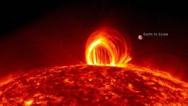 tempestade solar, tragédias, astronomia, curiosidades