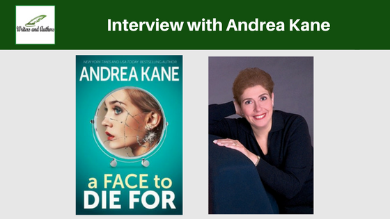 Interview with Andrea Kane