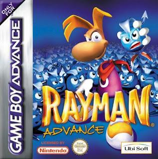 Rayman Advance ( BR ) [ GBA ]