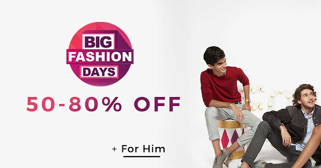 Myntra Big Fashion Days offer