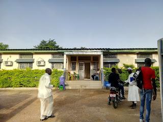 Kindia,  Lancement  des première épreuves de  l'examen d'entré en 7ème Année1