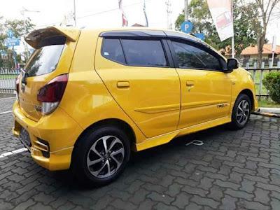 Toyota Agya Promo Pameran GIIAS 2018
