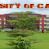 UNICAL 201617 New 1st Semester Examination Schedule