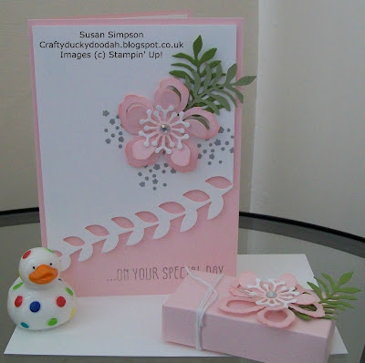 Stampin' Up! UK Independent Demonstrator Susan Simpson, Craftyduckydoodah!, Review of 2016 Part I, Botanical Blooms, Supplies available 24/7,