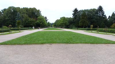 Stadtpark Hamburg, Weg, Spaziergang