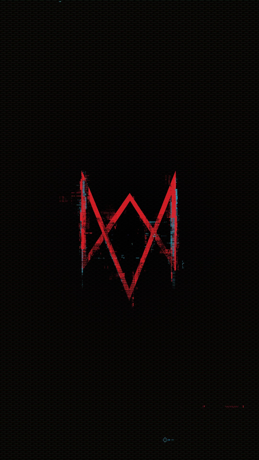 Watch Dogs Legion Logo 4k Wallpaper 2