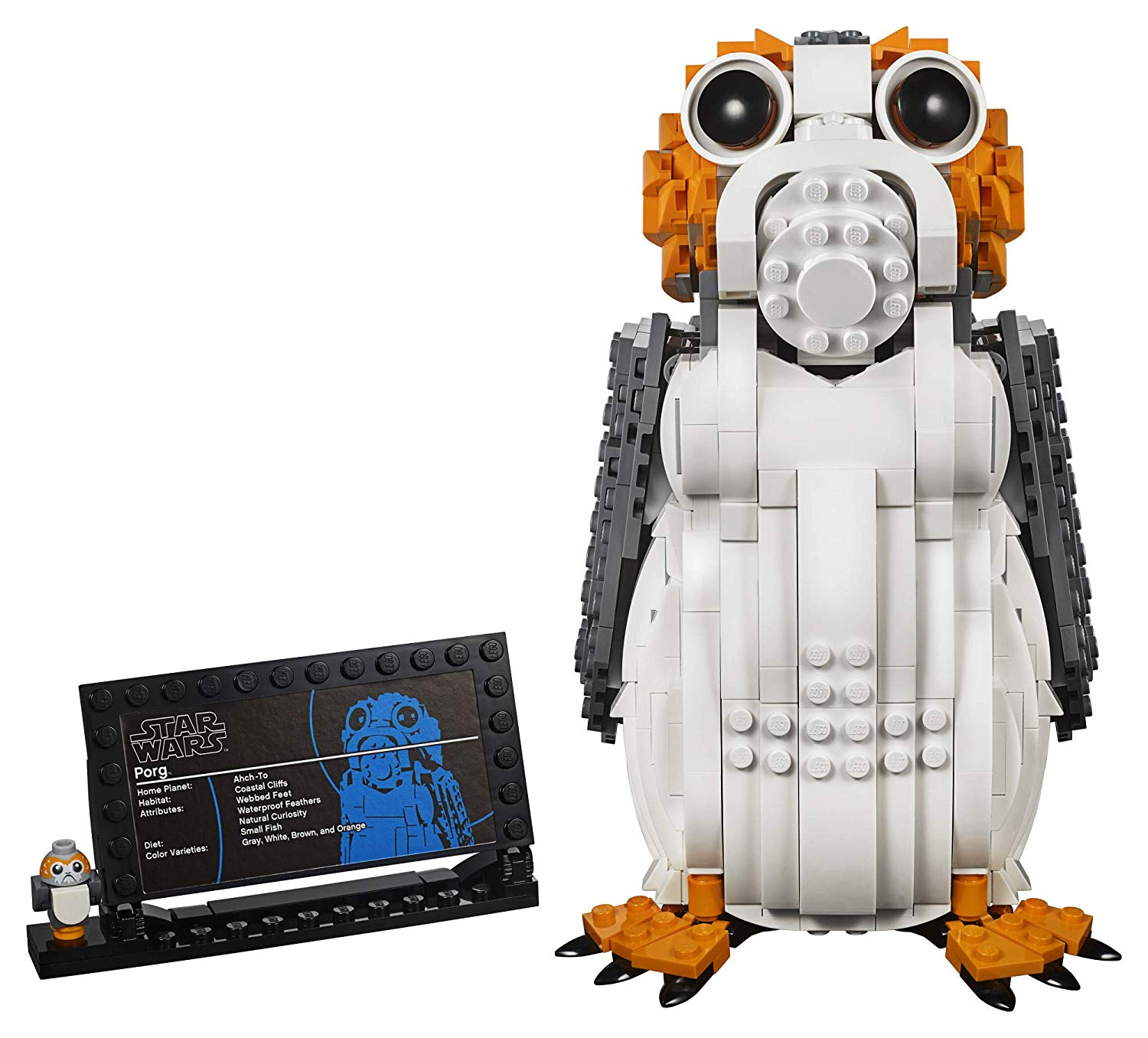 067c8ac97c600 Amazon has the LEGO Star Wars PORG Building Kit on sale for $56 (regularly  $69.99)