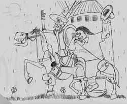 HIstorieta de Don Quijote