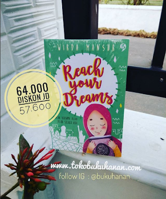 buku reach your dream karya wirda mansur